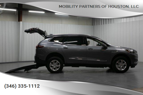 2019 Buick Enclave Essence for sale at Mobility Partners of Houston, LLC in Houston TX