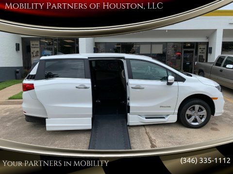 2020 Honda Odyssey EX-L for sale at Mobility Partners of Houston, LLC in Houston TX