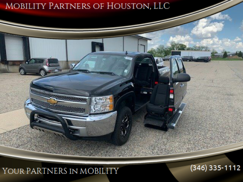 2012 Chevrolet Silverado 1500 LS for sale at Mobility Partners of Houston, LLC in Houston TX