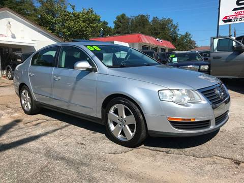 2008 Volkswagen Passat for sale at SR Motors Inc in Gainesville GA