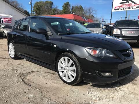 Mazdaspeed3 For Sale >> Mazda Mazdaspeed3 For Sale In Gainesville Ga Sr Motors Inc