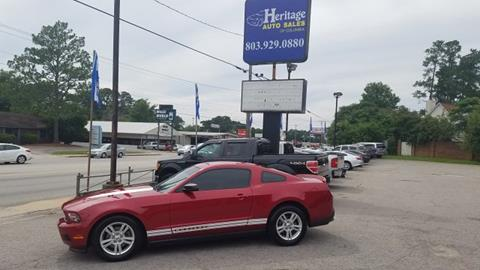 2012 Ford Mustang for sale in Columbia, SC