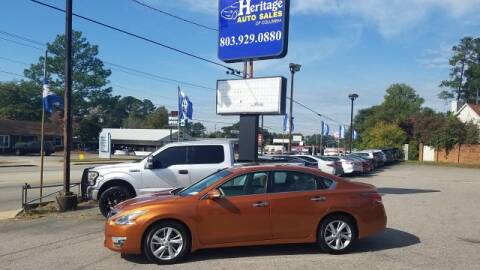 Car Dealerships In Columbia Sc >> 2014 Nissan Altima For Sale In Columbia Sc
