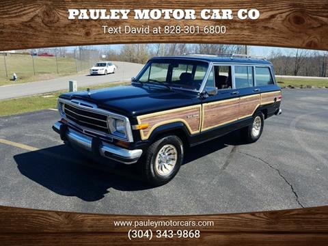 1987 Jeep Grand Wagoneer for sale in South Charleston, WV