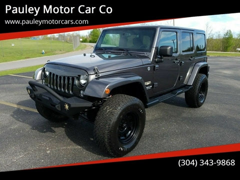 Jeep For Sale in South Charleston, WV - Pauley Motor Car Co