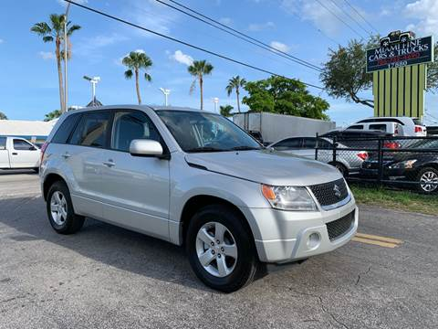 2012 Suzuki Grand Vitara for sale in Miami, FL