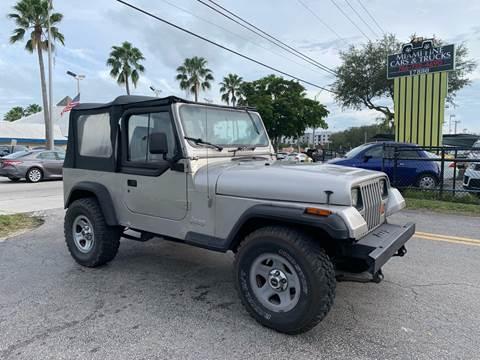 1995 Jeep Wrangler for sale in Miami, FL