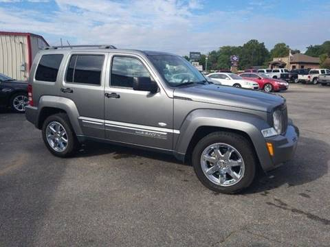2012 Jeep Liberty for sale in Heber Springs, AR