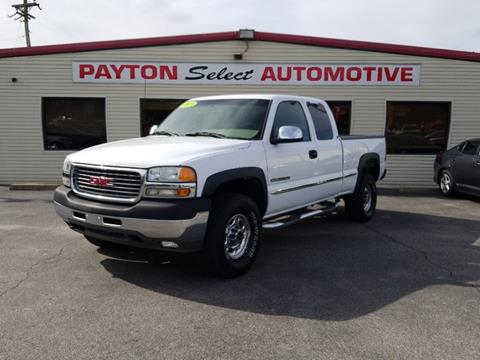 2001 GMC Sierra 2500HD for sale in Heber Springs, AR