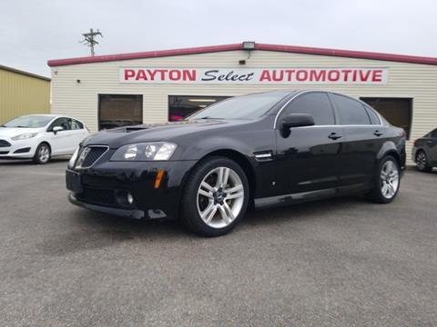 2009 Pontiac G8 for sale in Heber Springs, AR