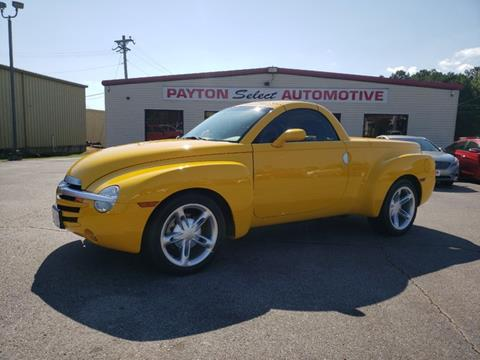 2003 Chevrolet SSR for sale in Heber Springs, AR