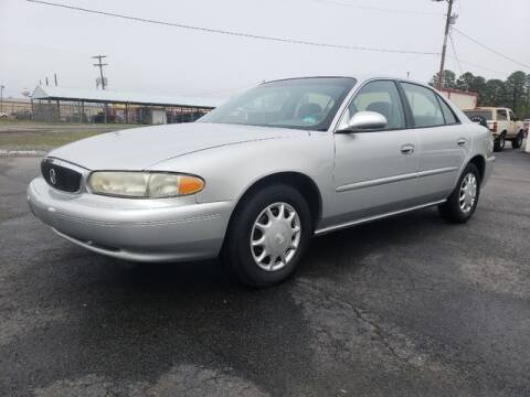 2004 Buick Century Custom for sale at Payton Select Automotive Inc. in Heber Springs AR