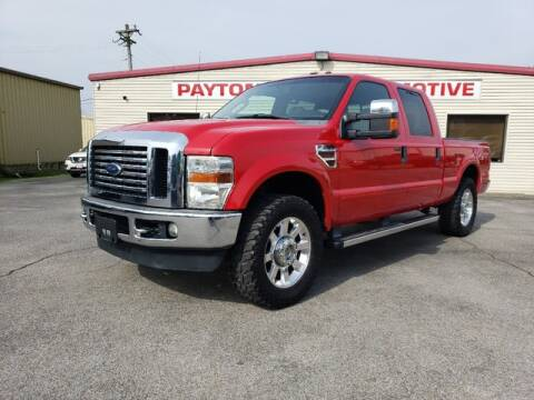 2009 Ford F-250 Super Duty for sale at Payton Select Automotive Inc. in Heber Springs AR