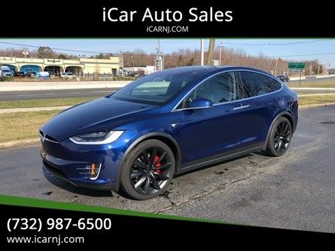Used Tesla Model X For Sale >> 2018 Tesla Model X For Sale In Howell Nj