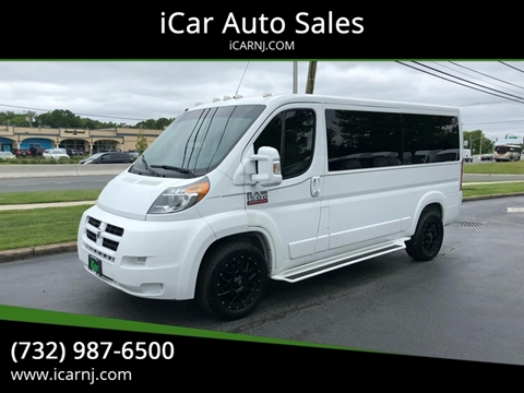 2014 RAM ProMaster Cargo for sale in Howell, NJ