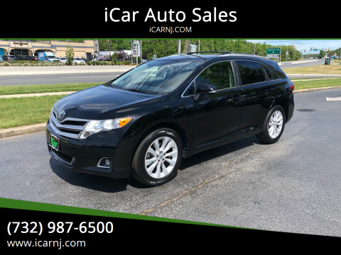2015 Toyota Venza LE for sale at iCar Auto Sales in Howell NJ