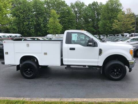2017 Ford F-350 Super Duty XL for sale at iCar Auto Sales in Howell NJ