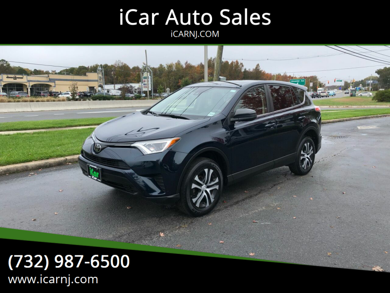 2018 Toyota RAV4 for sale at iCar Auto Sales in Howell NJ
