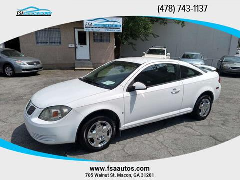 2009 Pontiac G5 for sale in Macon, GA