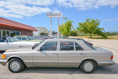 1988 Mercedes-Benz 300-Class for sale in Fort Myers, FL