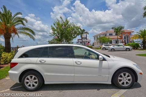 2007 Mercedes Benz R Class For Sale In Fort Myers, FL