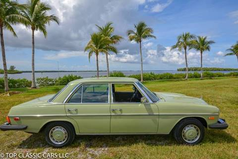 1975 Mercedes-Benz 240-Class for sale in Fort Myers, FL