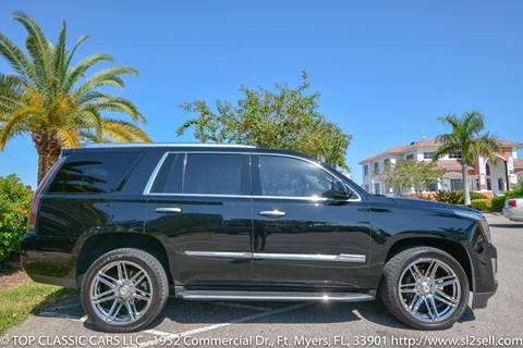 2015 Cadillac Escalade for sale in Fort Myers, FL