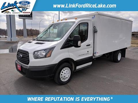 2019 Ford Transit Chassis Cab for sale in Rice Lake, WI