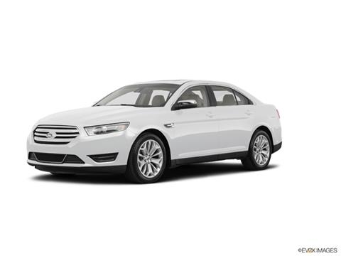 2019 Ford Taurus for sale in Rice Lake, WI
