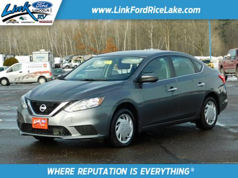 2018 Nissan Sentra for sale in Rice Lake, WI