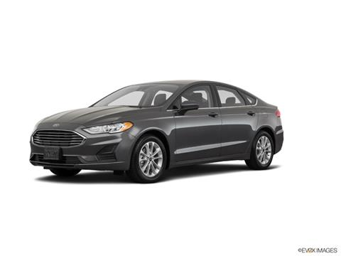 2020 Ford Fusion for sale in Rice Lake, WI