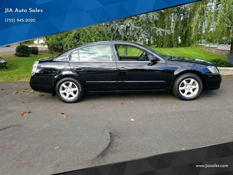 2005 Nissan Altima for sale at JIA Auto Sales in Port Monmouth NJ