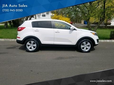 2013 Kia Sportage for sale at JIA Auto Sales in Port Monmouth NJ