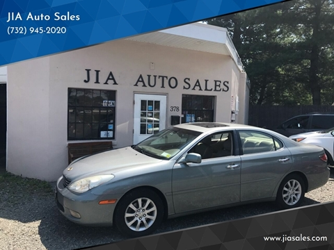 2003 Lexus ES 300 for sale at JIA Auto Sales in Port Monmouth NJ