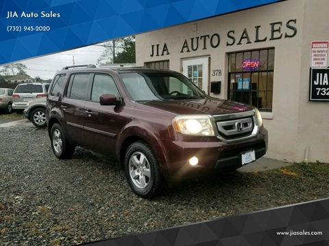 2011 Honda Pilot for sale at JIA Auto Sales in Port Monmouth NJ