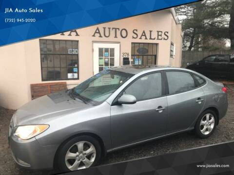 2009 Hyundai Elantra for sale at JIA Auto Sales in Port Monmouth NJ