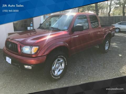 2002 Toyota Tacoma for sale at JIA Auto Sales in Port Monmouth NJ