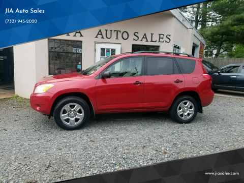 2007 Toyota RAV4 for sale at JIA Auto Sales in Port Monmouth NJ