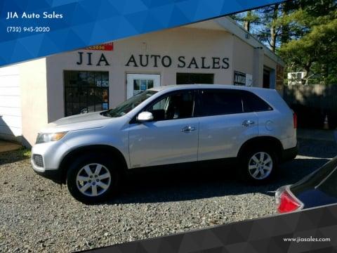 2011 Kia Sorento for sale at JIA Auto Sales in Port Monmouth NJ