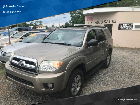 2008 Toyota 4Runner for sale at JIA Auto Sales in Port Monmouth NJ