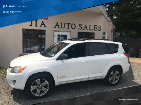 2010 Toyota RAV4 for sale at JIA Auto Sales in Port Monmouth NJ