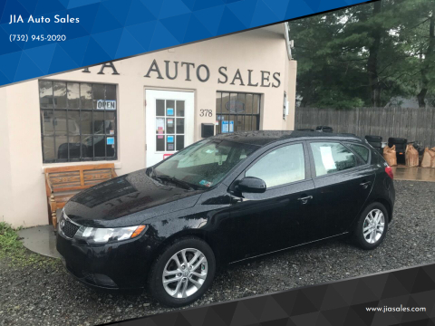 2011 Kia Forte5 for sale at JIA Auto Sales in Port Monmouth NJ