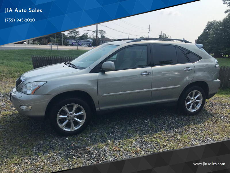 2009 Lexus RX 350 for sale at JIA Auto Sales in Port Monmouth NJ