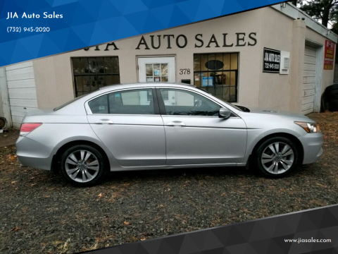 2012 Honda Accord for sale at JIA Auto Sales in Port Monmouth NJ