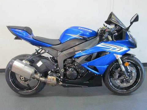 Used Kawasaki Ninja Zx 6r For Sale In New Germany Mn Carsforsalecom