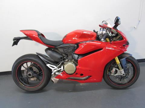 2015 Ducati 1299 Panigale S Red for sale in Columbus, OH