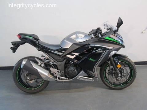2015 Kawasaki Ninja 300 SE for sale at INTEGRITY CYCLES LLC in Columbus OH