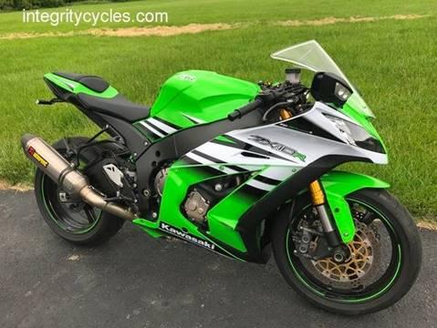 Kawasaki For Sale in Columbus, OH - INTEGRITY CYCLES LLC