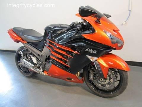 2014 Kawasaki Ninja ZX-14R ABS for sale at INTEGRITY CYCLES LLC in Columbus OH