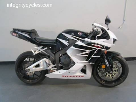 2016 Honda CBR600 RR  for sale at INTEGRITY CYCLES LLC in Columbus OH
